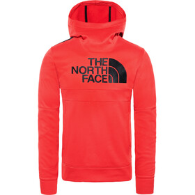 The North Face Train N Logo - Camiseta manga larga running Hombre - rojo/negro